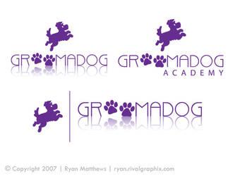 Groomadog Logo by suicidemayhem
