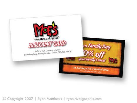 Discount Card 1