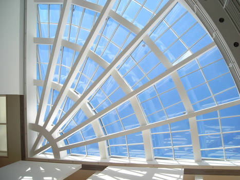Skylight at Art Museum
