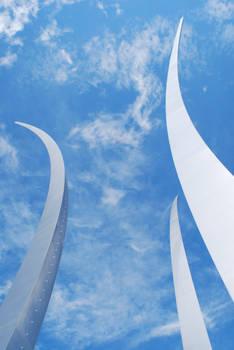 Air Force Memorial DC