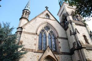 Church near Metro Center in DC