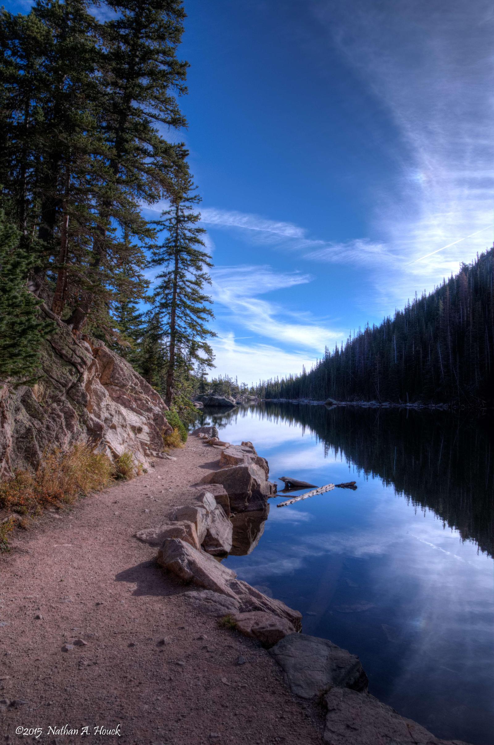 Dream Lake C32 10249 2 By Abstractcamera On Deviantart