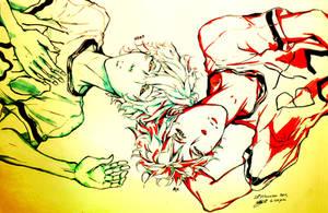 Idealistic Theory: Hero x BX [AT] by Kuroshiro-Ki