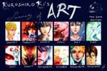 Kuroshiro Ki's Summary of Art: The 2014 Edition
