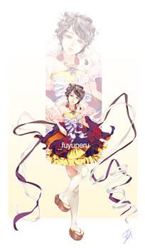 Fuyuneru | Kotonoha Karma [PV]
