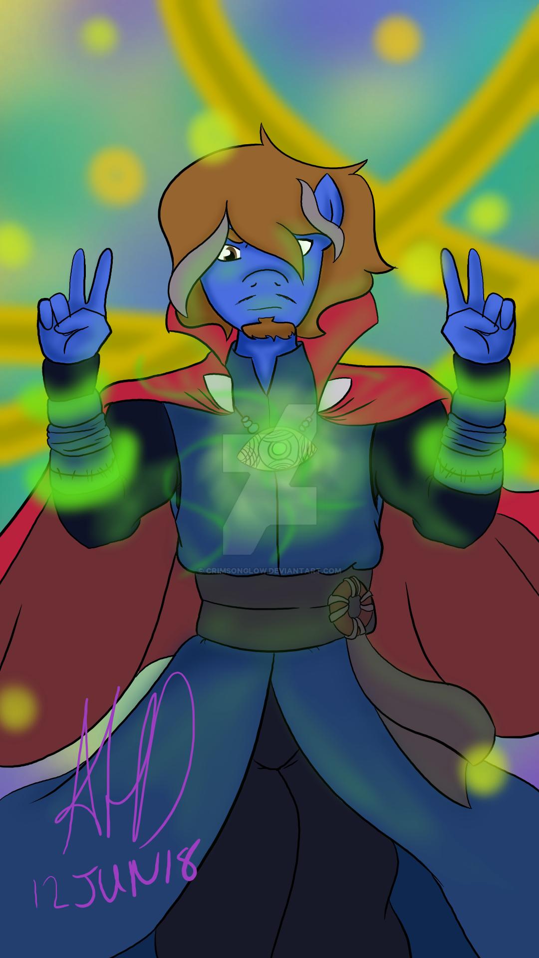 Doctor Gamelink by CrimsonGlow