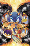 Sonic the Hedgehog 278 Cover