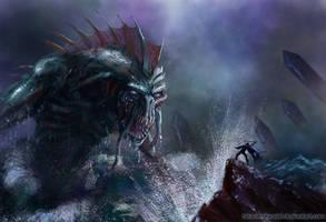 Dagon by TatarskiSkandal