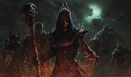 Undead King by TatarskiSkandal