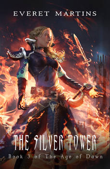 The Silver Tower Bookcover