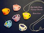 My Little Teacup Charms