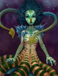 Tentacle Seamaid
