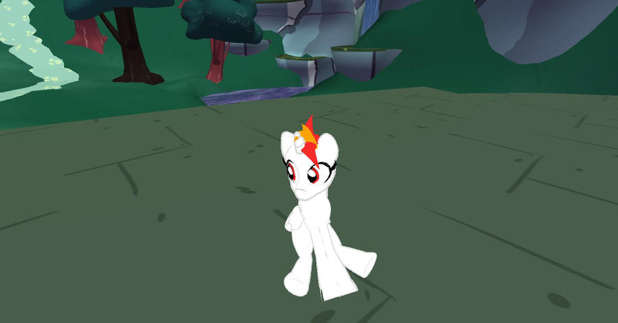 My Oc in Second Life by XxFlamerunnerxX