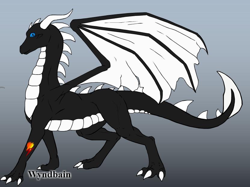 Flamerunner Dragon by x-Flamerunner-x