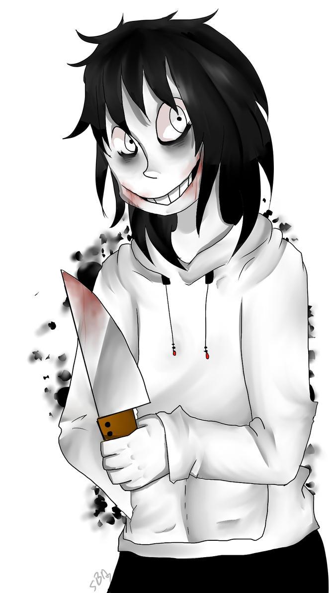 Jeff the killer by AnimeDragon10 on DeviantArt