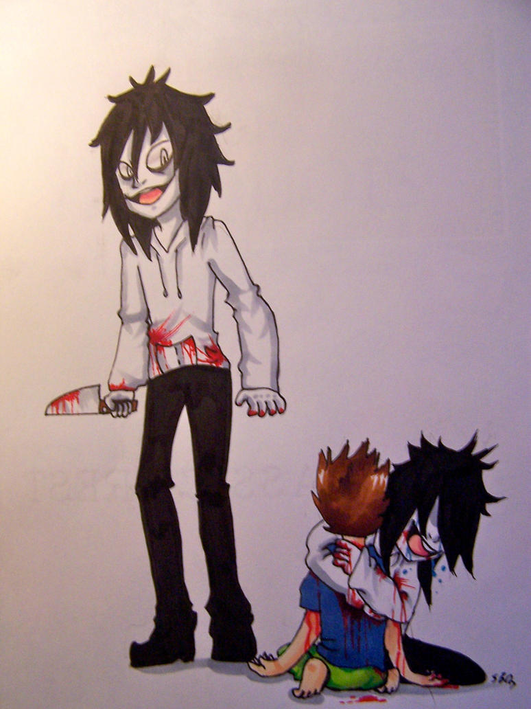 Jeffs Regret by AnimeDragon10