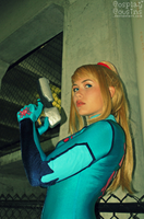 Orphaned Warrior by CosplayCousins