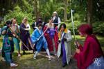Baddies vs Kenshin