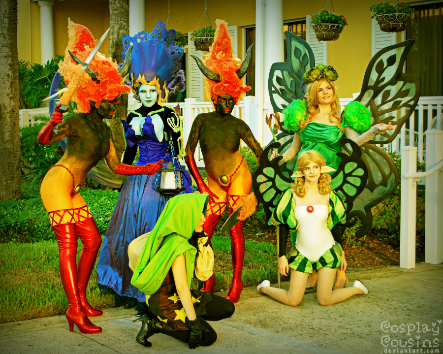 Odin Sphere by CosplayCousins