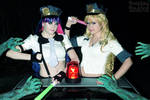 Of the Dead Panty and Stocking