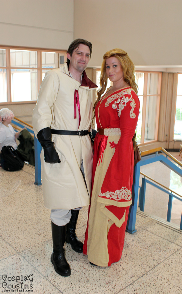 Metrocon 2014 13 by CosplayCousins