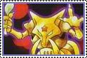 -KADABRA- Stamp: 2