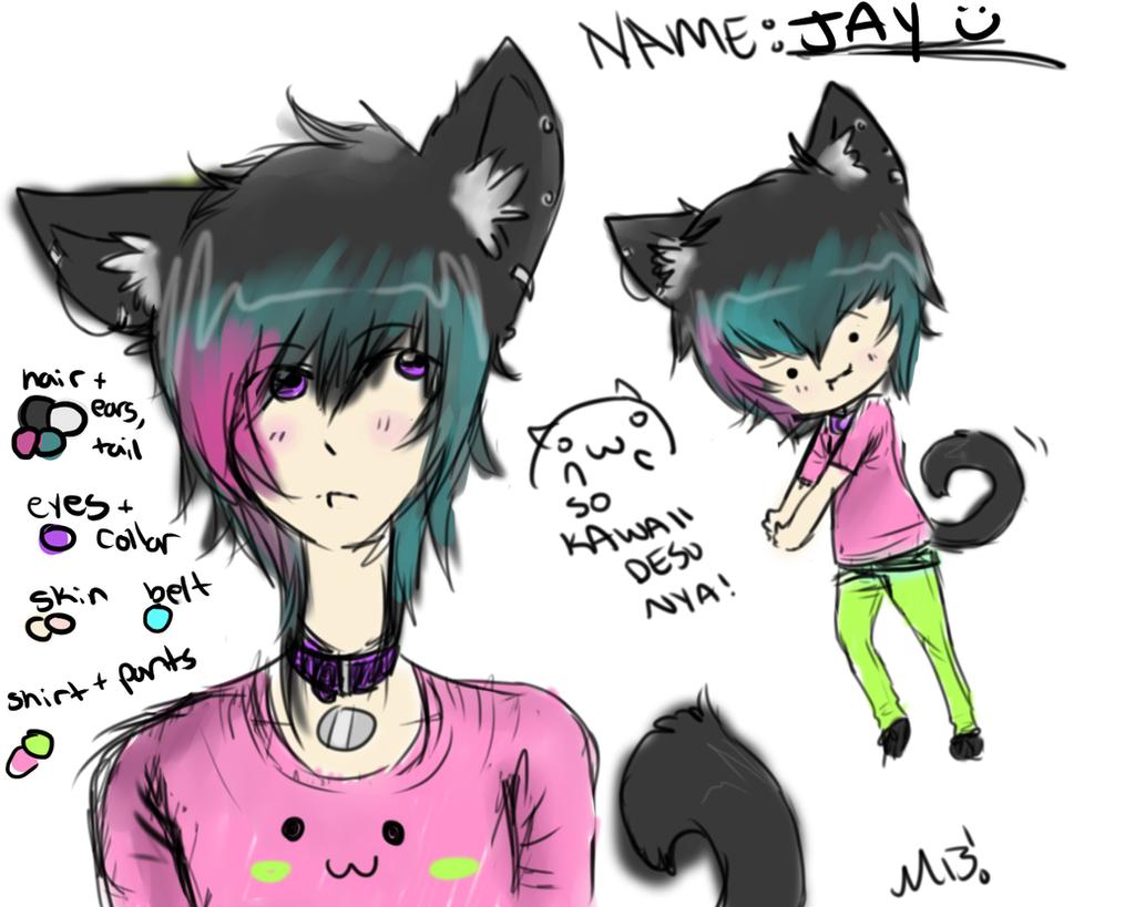 New Characterrrrrrr~ by Ask-Mimi-Shiroma