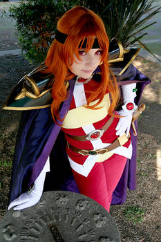 Beautiful Sorceress Lina