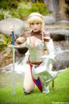 Leina - Queen's Blade