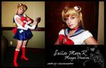 Sailor Moon R Cosplay