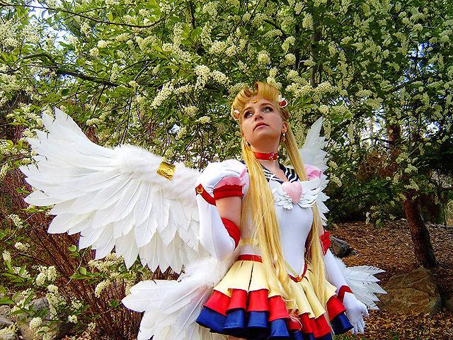 Eternal Sailor Moon Cosplay by WindoftheStars
