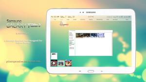 [Concept] Galaxy Tab 3 - BoxyOS 4.0