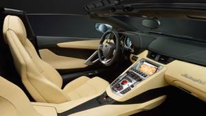 Lamborghini Roadster Embedded
