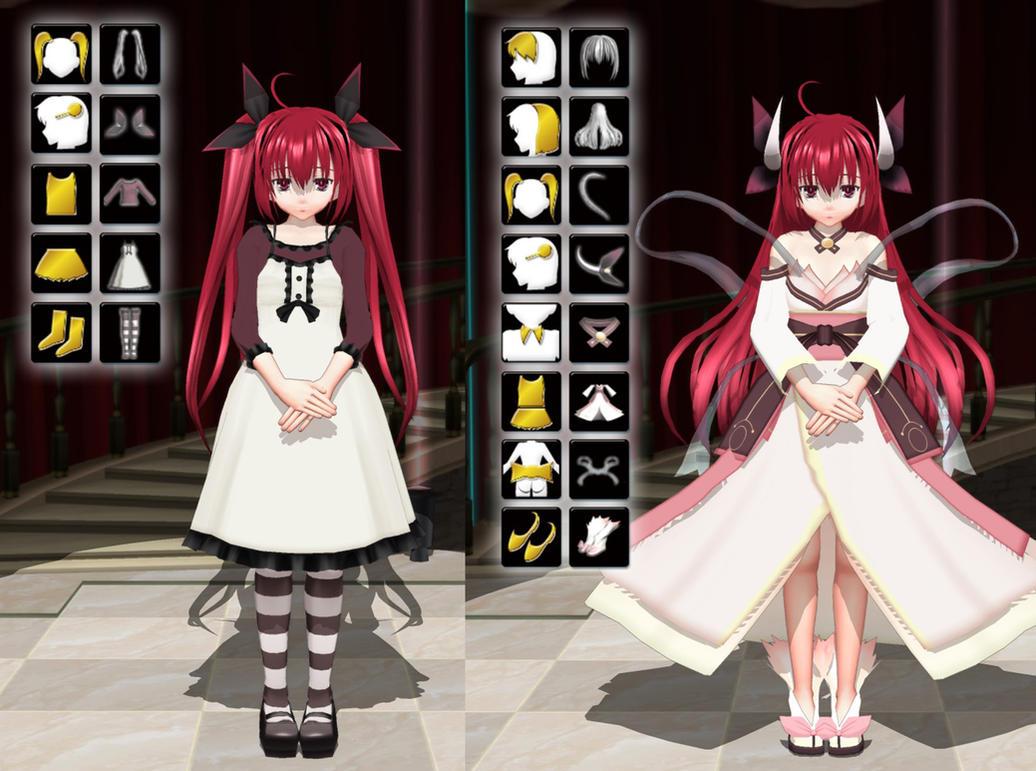 Custom Maid 3D - Kotori Itsuka - Date A Live by RyuumaBrunestud ... & Custom Maid 3D - Kotori Itsuka - Date A Live by RyuumaBrunestud on ...