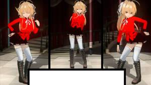 Isuzu Sento - Amagi Brilliant Park - CM3D Mod