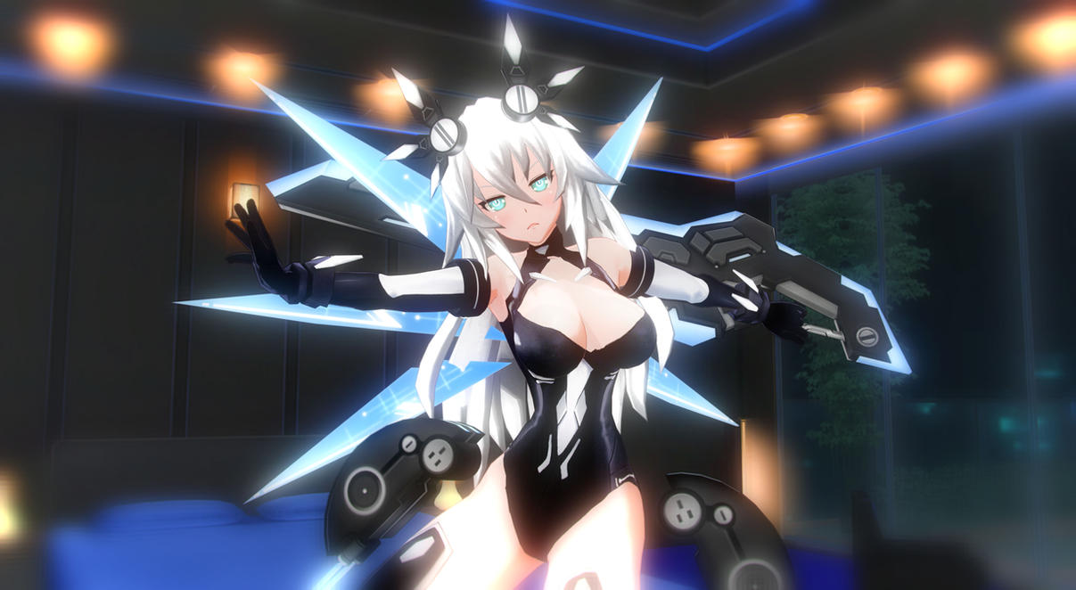 3d mmd white heart rough sex rider 3