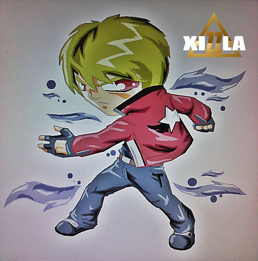 Rock Howard Chibi Xizzla By Xizzlavenezuela On Deviantart Rock learned moves from both terry and inherited some trademark moves from his father. deviantart