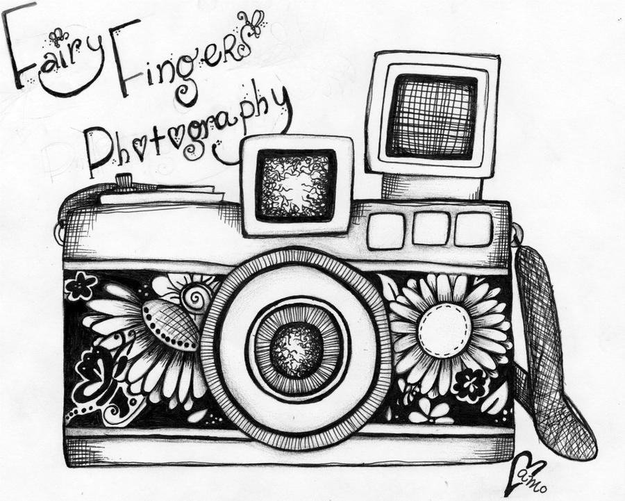Vintage Camera By FairyFingersPhoto