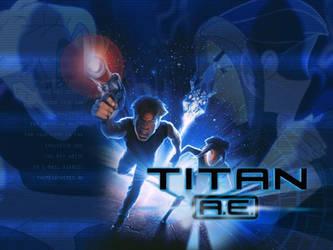 Titan AE Wallpaper by Titan-AE-Club