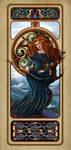 Brave: Merida by Ametist-nyako