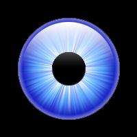 Blue Eye by Abbywolf
