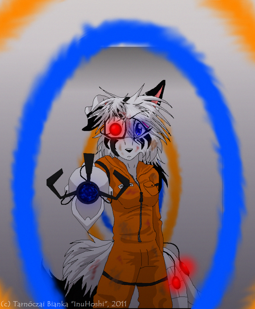 InuHoshi - Portal Dog by InuHoshi