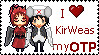 KirWeas Pixel Stamp. by weasel777