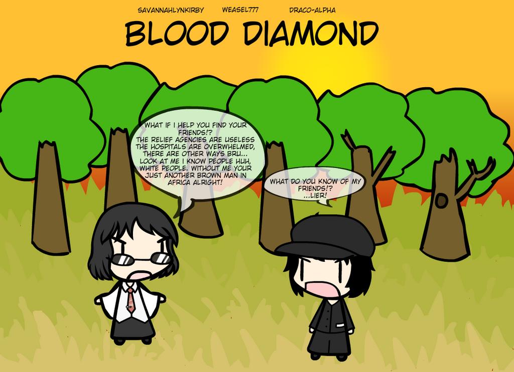 Blood Diamonds... by weasel777