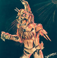 .:Salvaged springtrap:. by JuliArt15