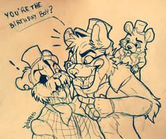 .:YOURE THE BIRTHDAY BOY!!??:. by JuliArt15