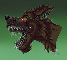 .:Twisted Foxy:. by JuliArt15