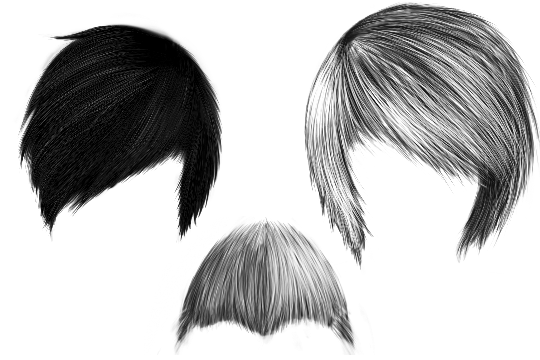 hair brush clipart