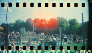 Hot town. Summer in the city. by unda