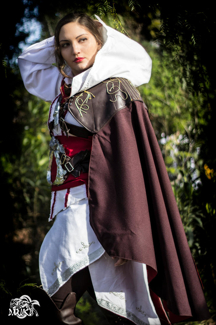 Ezio Auditore - ACII by UmiJenova